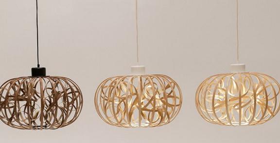 Ażurowe lampy