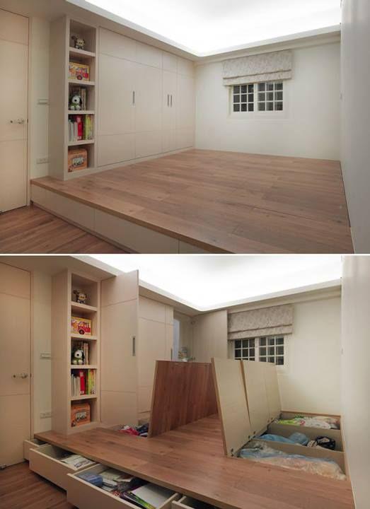 6 Sposobów Na Salon I Sypialnię W Jednym Wnętrza Bedspl