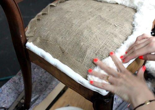 Renowacja tapicerki