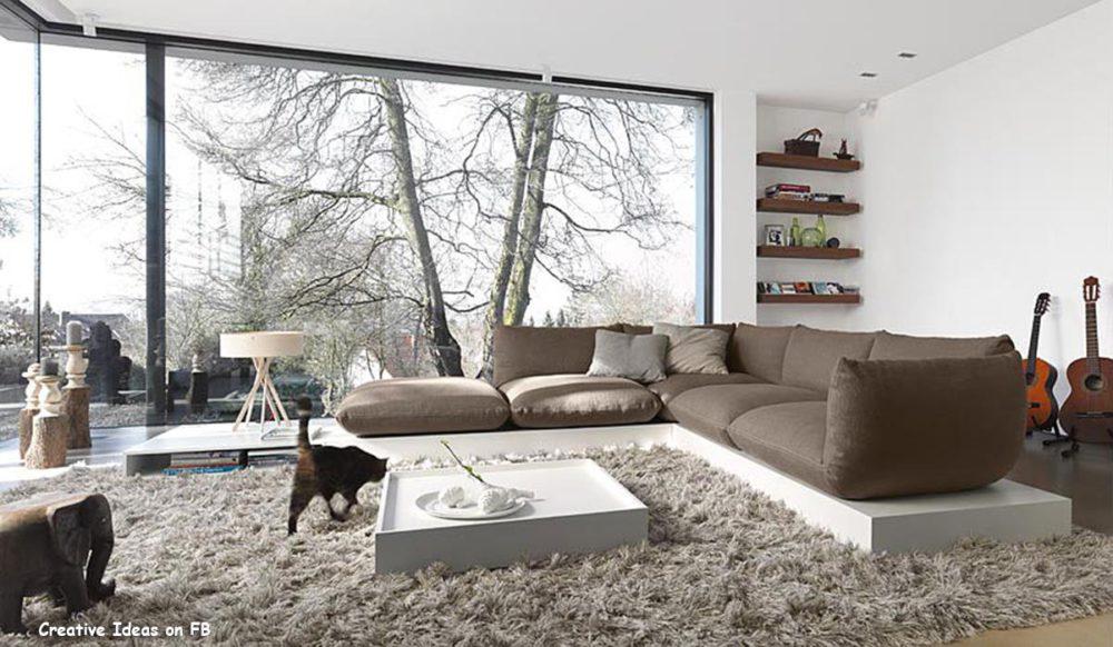 Jak ocieplić minimalistyczne wnętrza?