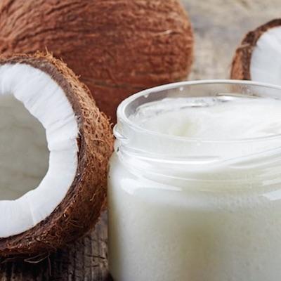 Olej kokosowy i kokos