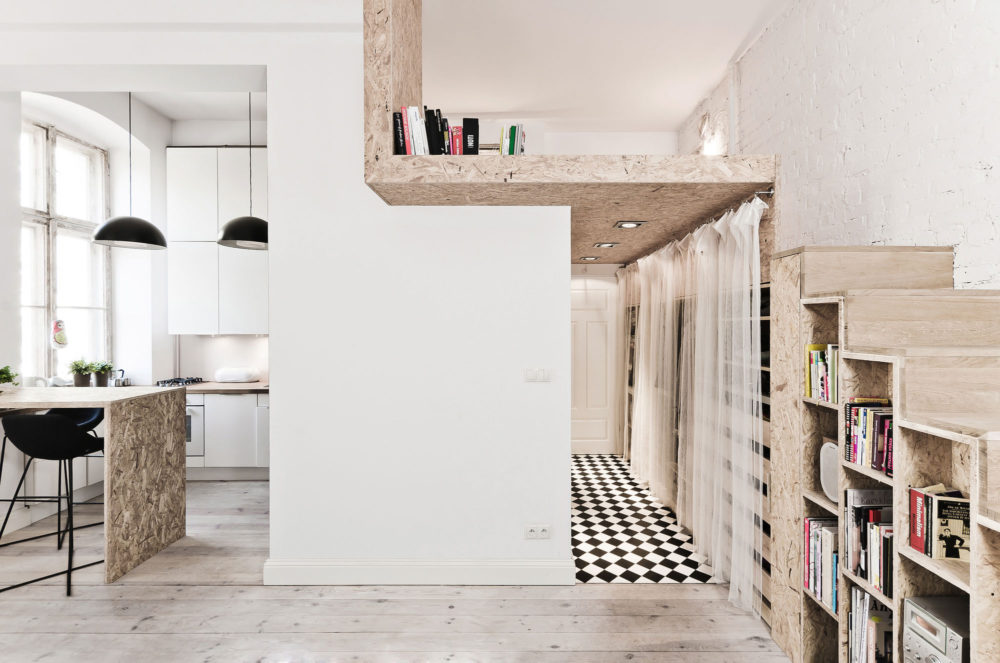 Przestrzeń mała i funkcjonalna? To możliwe – wystarczy kilka trików
