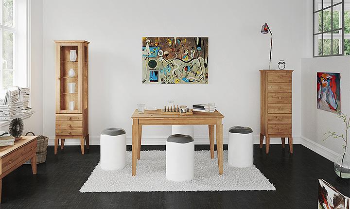 Stół z kolekcji Odys sklepu Beds.pl