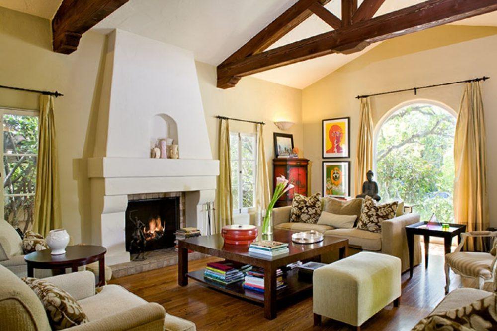 Bogato ozdobiony dom