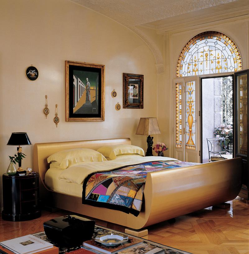 Sypialnia Donatelli Versace