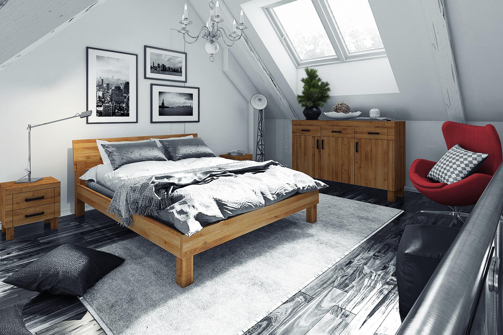 Kolekcja sypialni Bingo The Beds