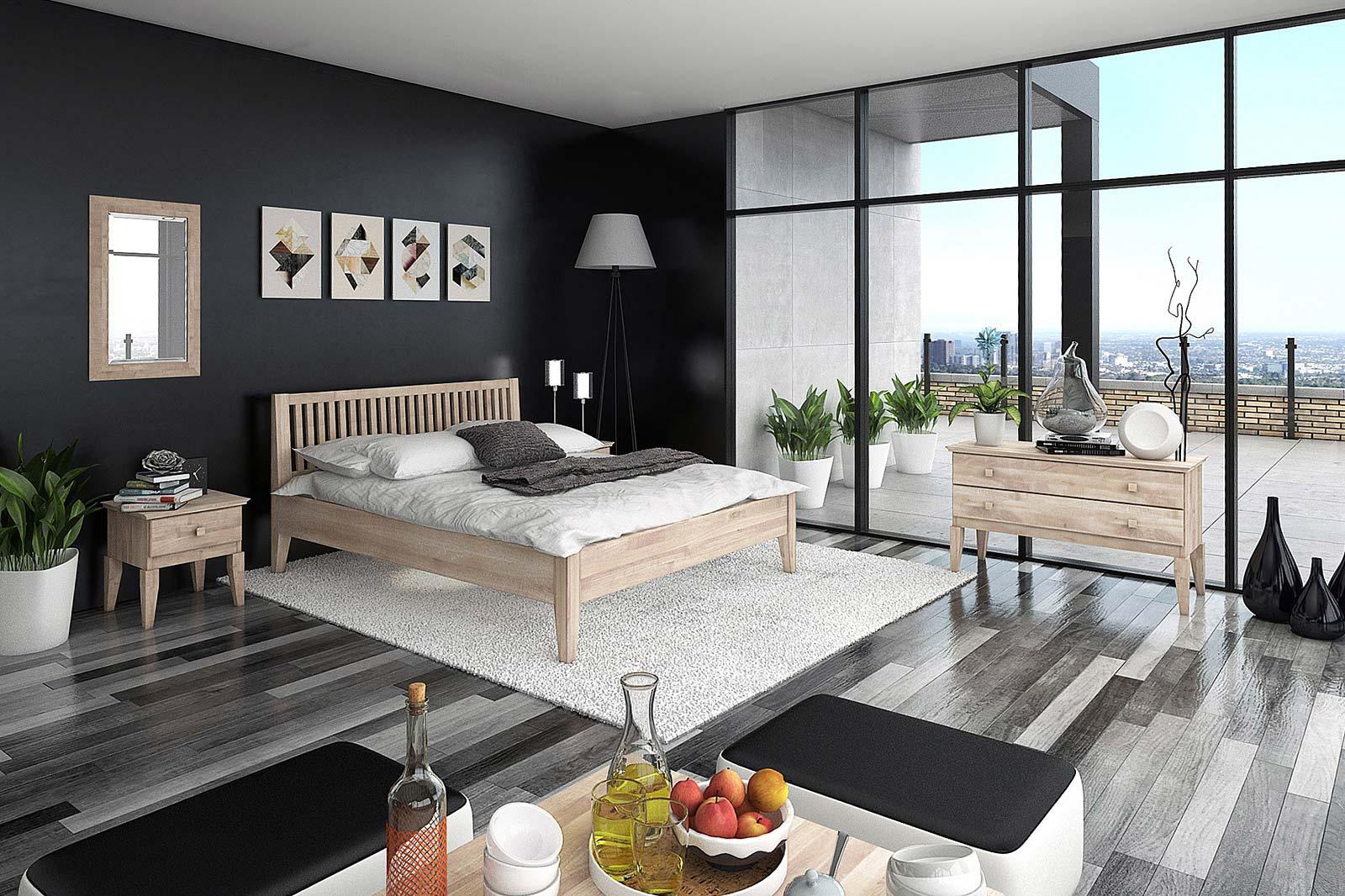 Sypialnia z kolekcji Odys sklepu The Beds