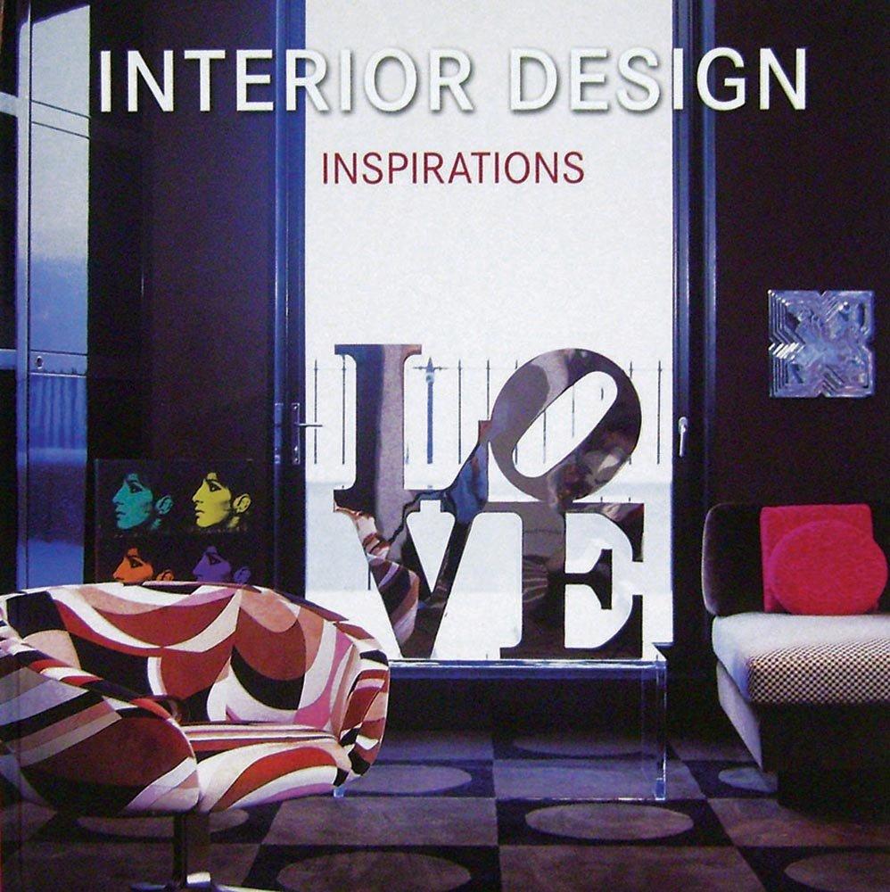 Okładka książki Interior Design Inspirations
