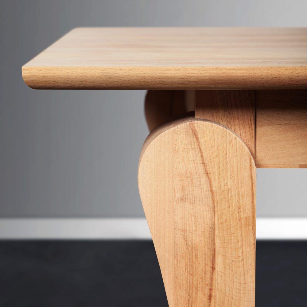 Stół z kolekcji Bona