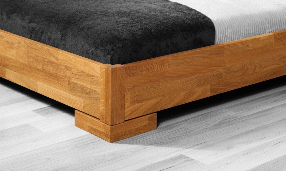 Łóżko z kolekcji Vento