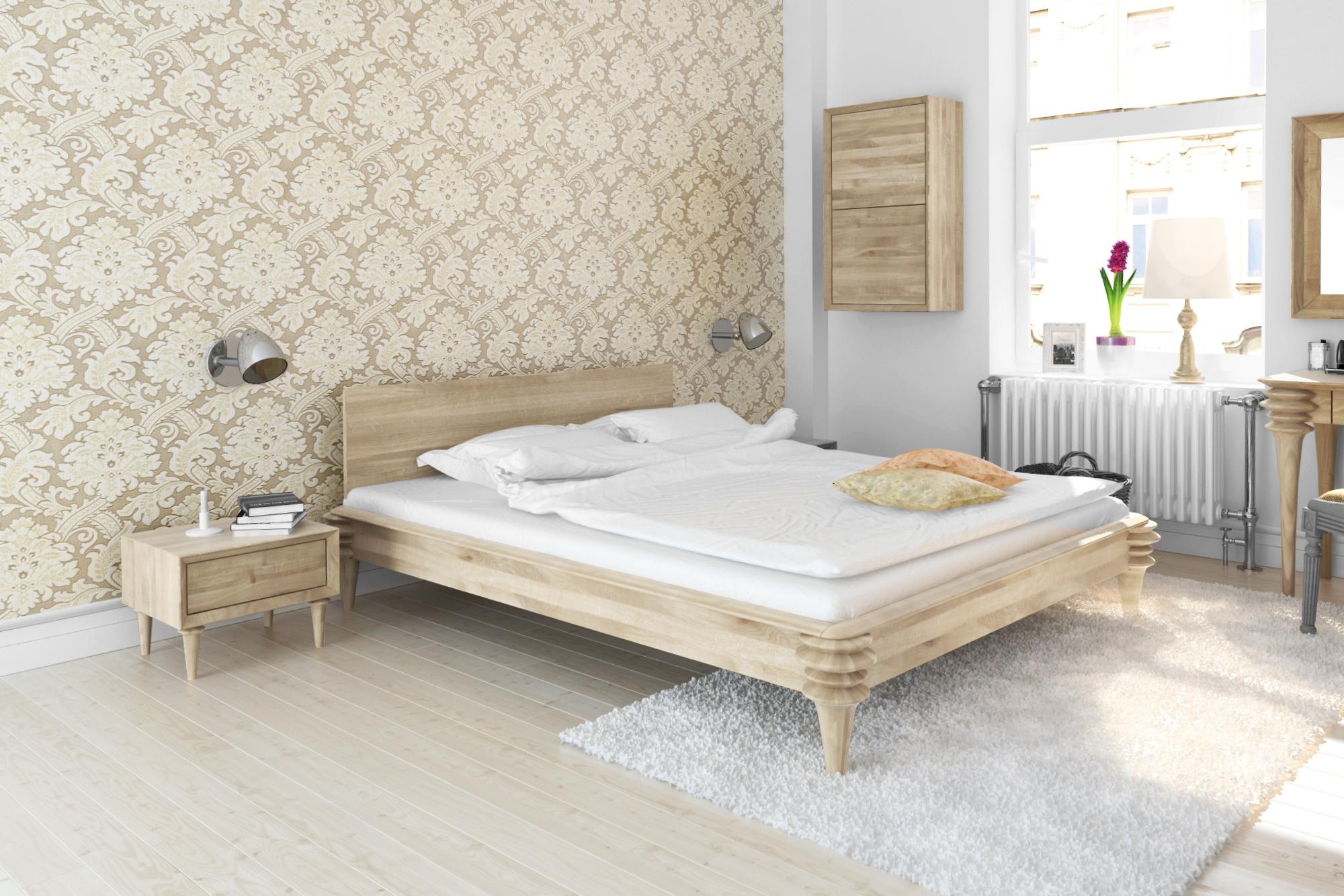 Łóżko z linii Paris
