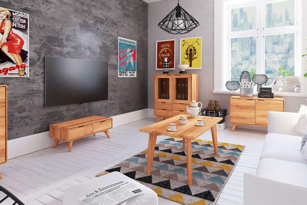 Jak wybrać kolor drewna na meble?