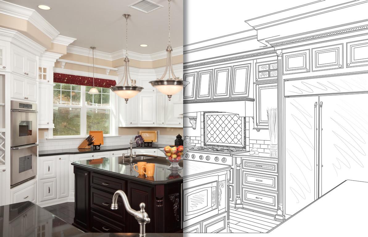Projektowanie wnętrza kuchni