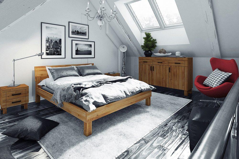 Jak urządzić mieszkanie na poddaszu?