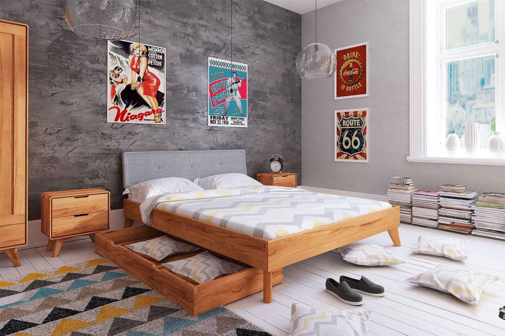 Pokój nastolatka / nastolatki - meble z kolekcji Greg