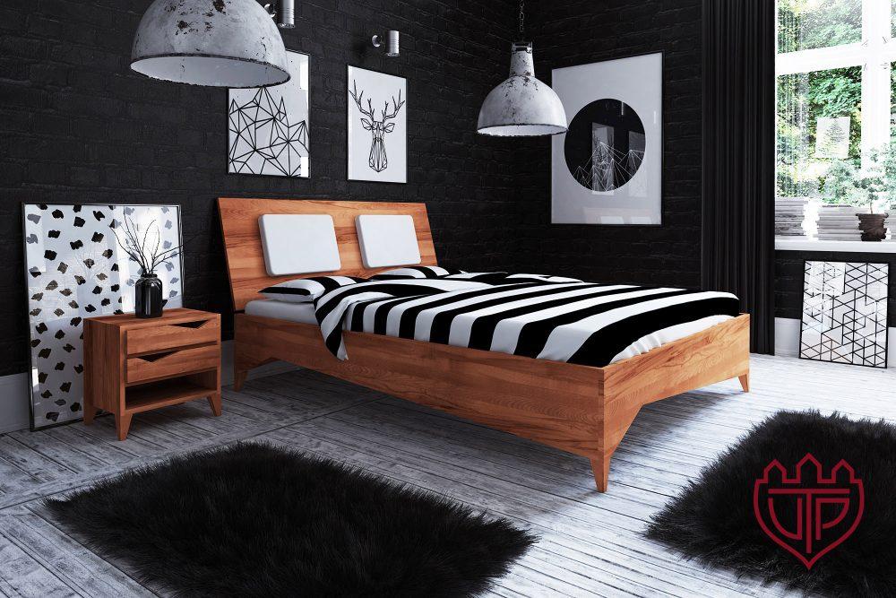 Projekt łóżka we współpracy ze studentami wydziału Wzornictwa Przemysłowego UTP w Bydgoszczy