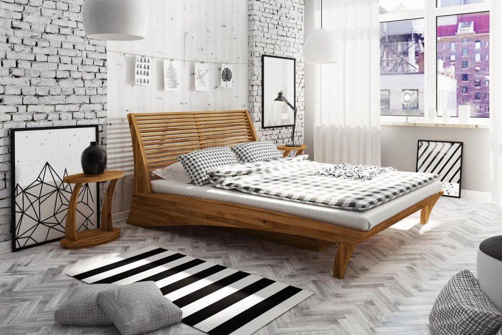 Aranżacja małej sypialni. Kilka trików, które sprawią, że Twoje wnętrze stanie się większe