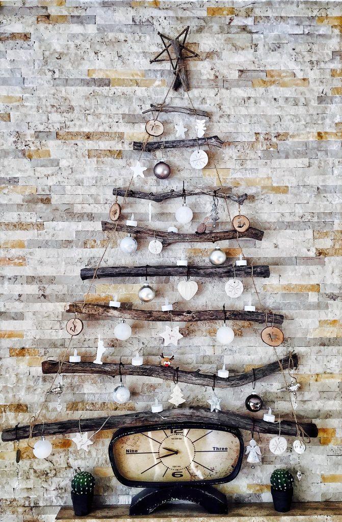 Dekoracje ścienne z drewna