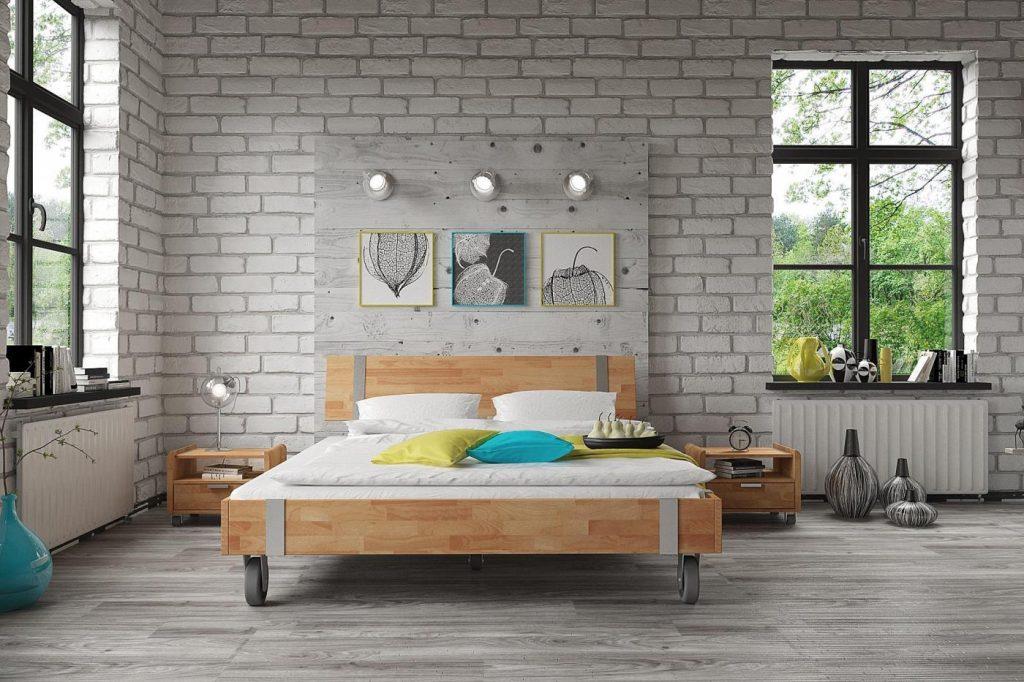 Drewniane szafki