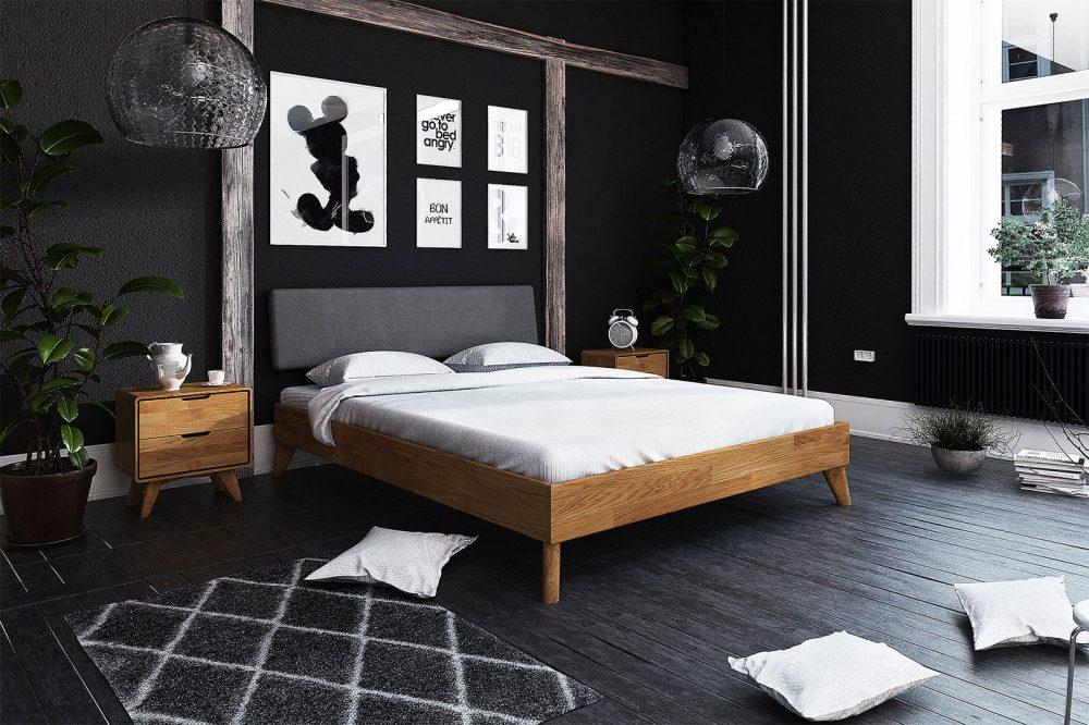 Łóżka drewniane — wszystko, co musisz o nich wiedzieć