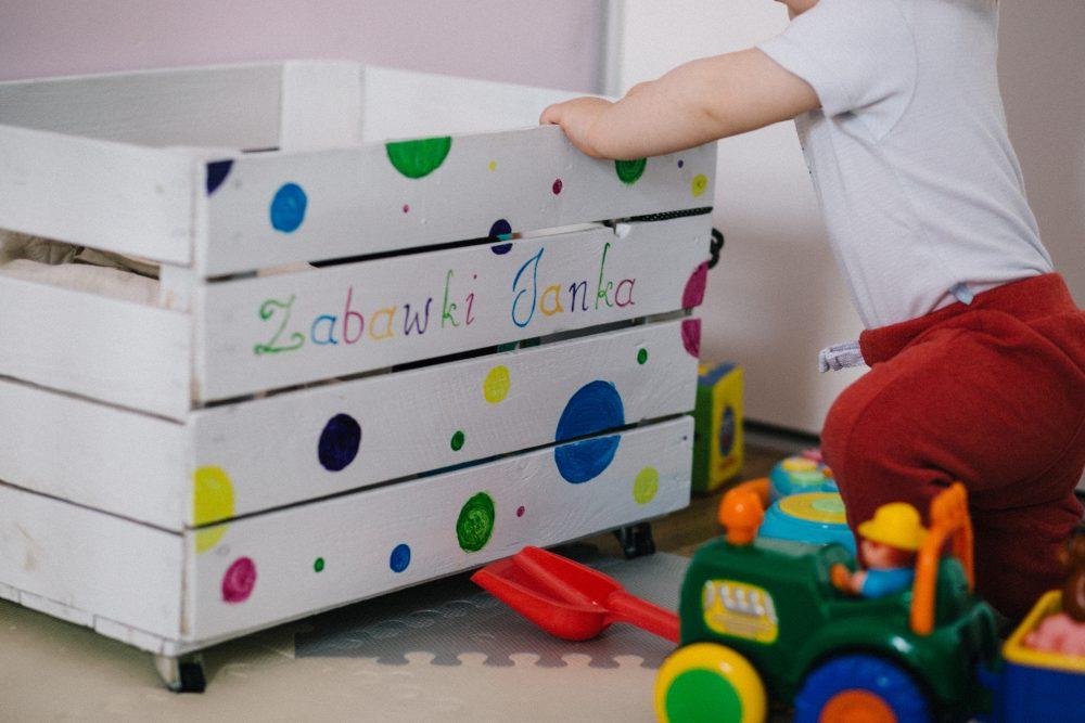 Ciekawe pomysły na przechowywanie zabawek Twojego dziecka