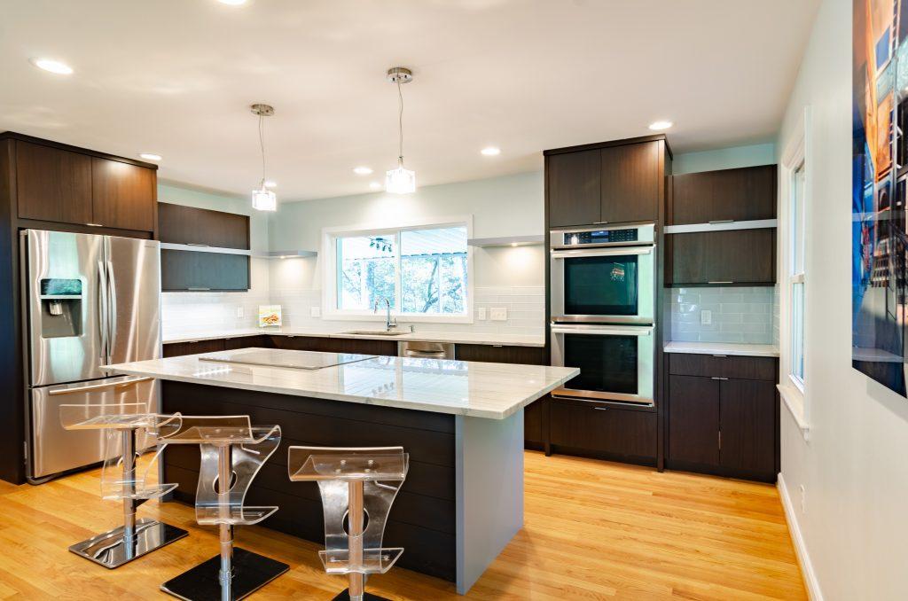 Nowoczesne mieszkanie - kuchnia