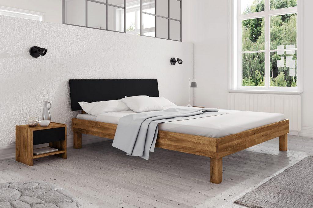 Łóżka tapicerowane - kolekcja Vigo