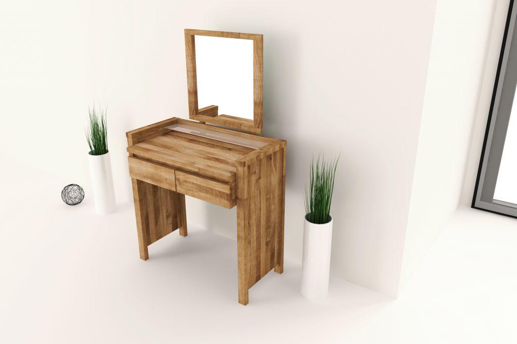 Toaletka Vinci z lustrem
