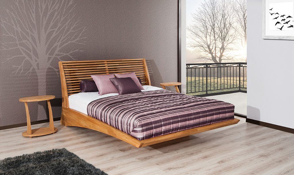 Łóżko drewniane Fantasy