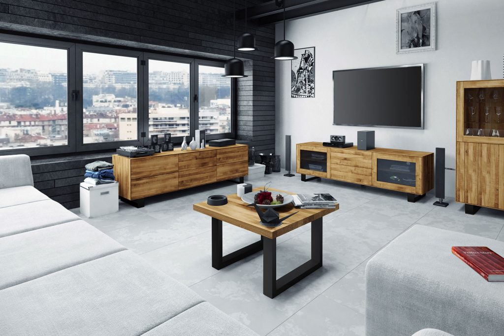 Urządzamy mieszkanie - styl industrialny