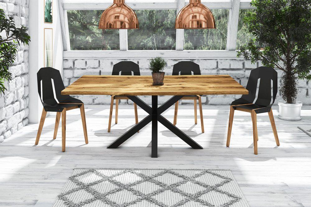 Jak dobrać nowoczesne i ładne krzesła do drewnianego stołu - porady i inspiracje