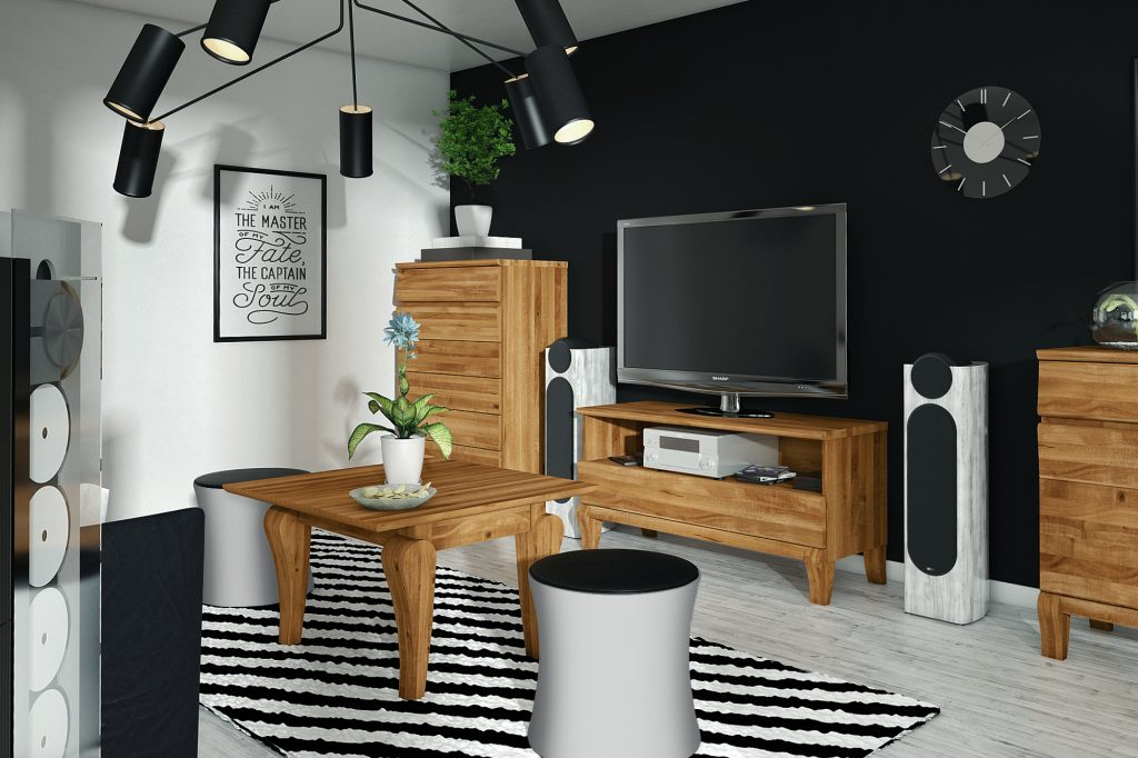 Meble do małych mieszkań - kolekcja Bona