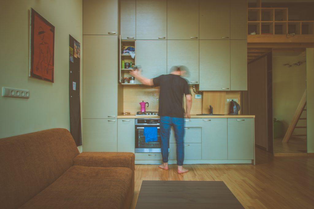 meble kuchenne do sufitu