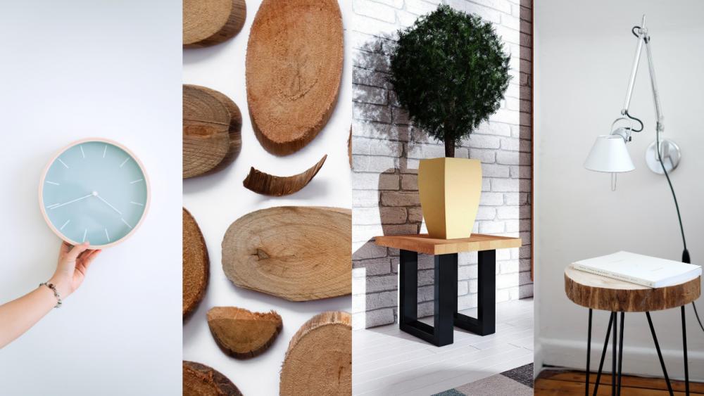 Dekoracje metalowe i drewniane ozdoby — przeglądamy inspiracje i pomysły na wyposażenie wnętrz