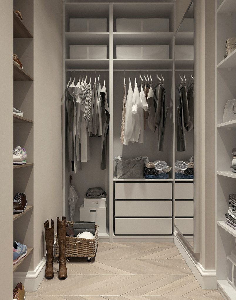Urządzamy garderobę