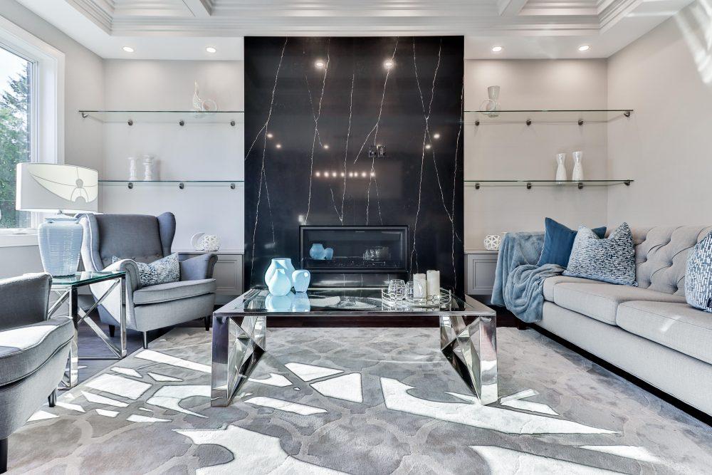 Luksus w Twoim domu, czyli salon w stylu glamour