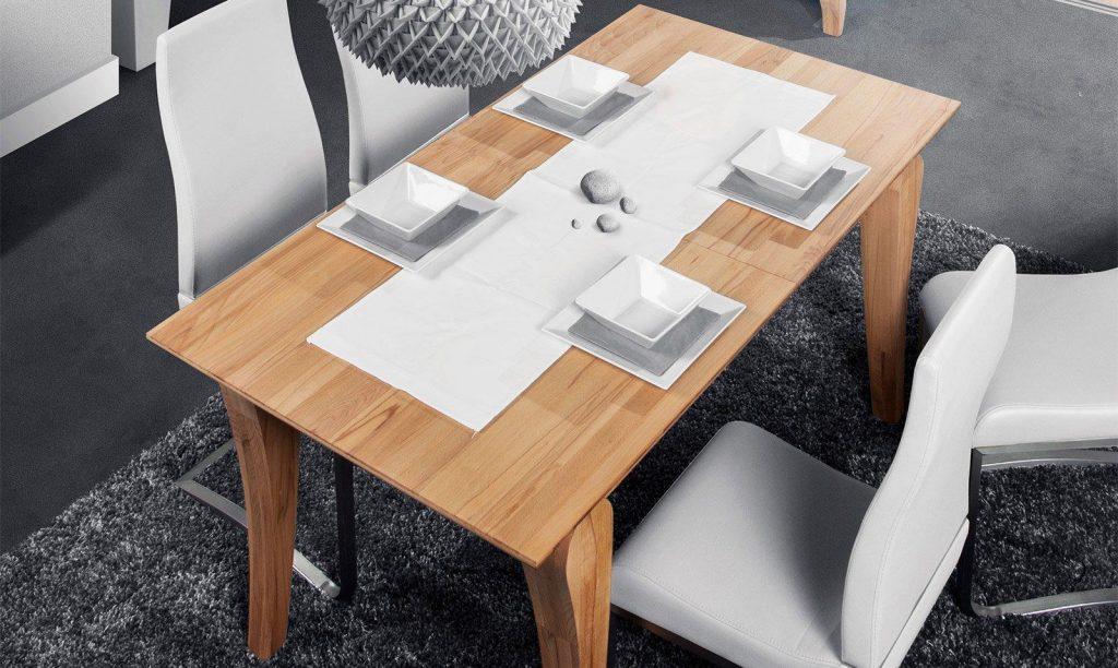 Pielęgnacja blatów z drewna - stół Bona