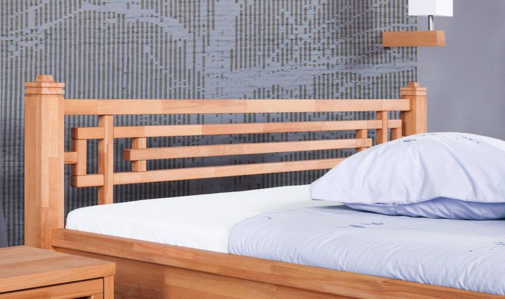 Styl japoński - niskie łóżka na poddasze
