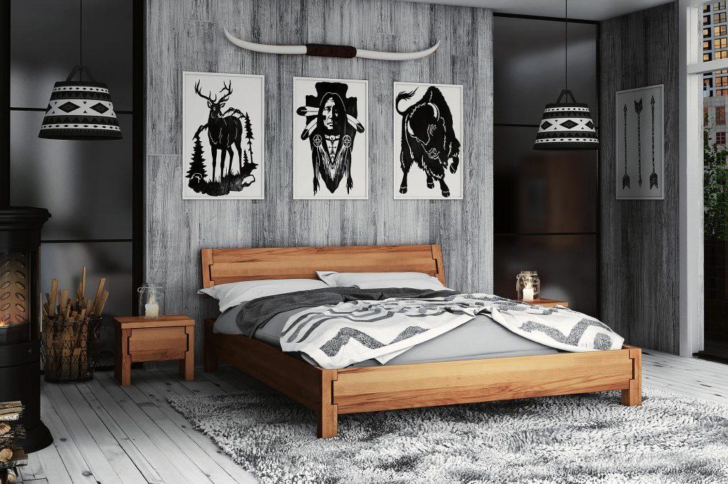 Wystrój sypialni - meble Koli