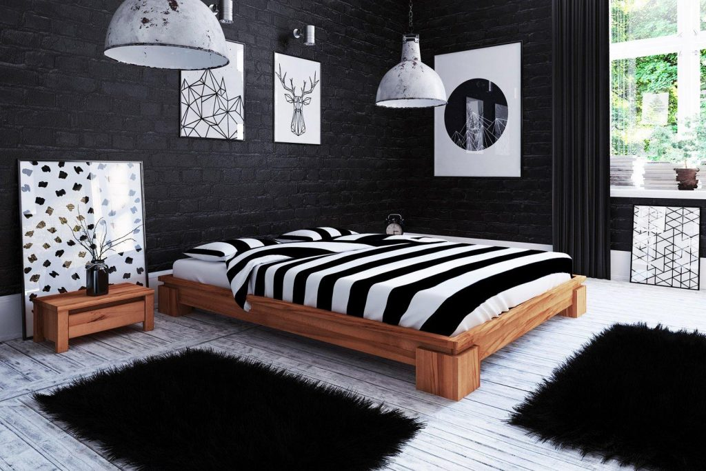 Niskie łóżka