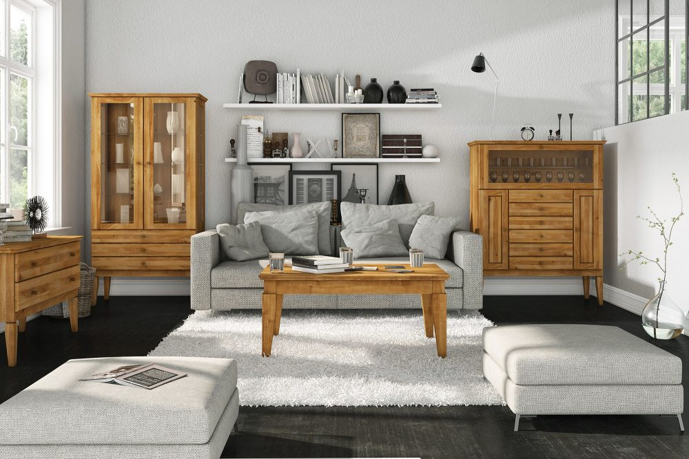 Nowoczesne meble rustykalne — połączenie minimalizmu z klimatem wiejskiej sielanki