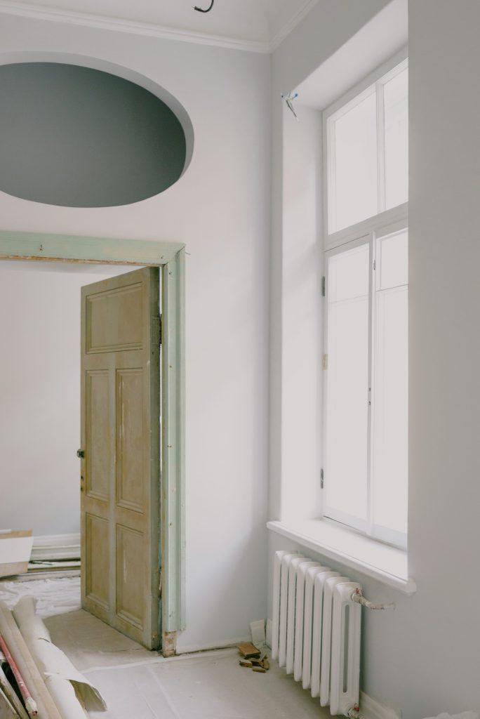 Stan deweloperski podwyższony - wykończenie mieszkania