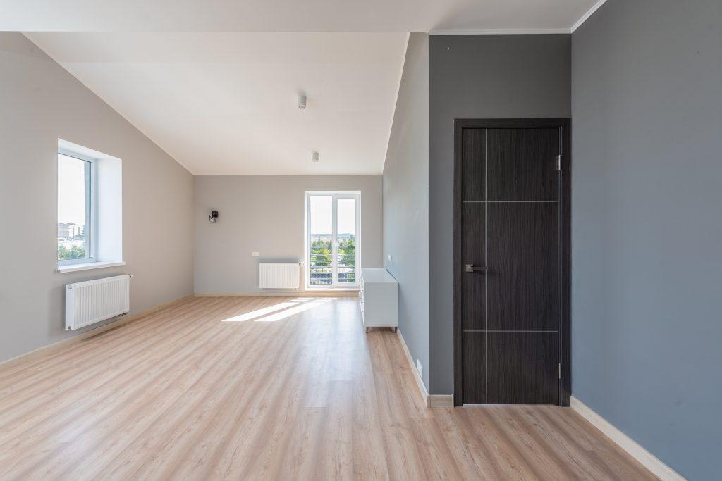 Mieszkanie pod klucz - w pełni wykończone, bez mebli