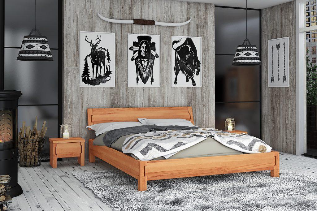 Meble do sypialni z kolekcji Koli