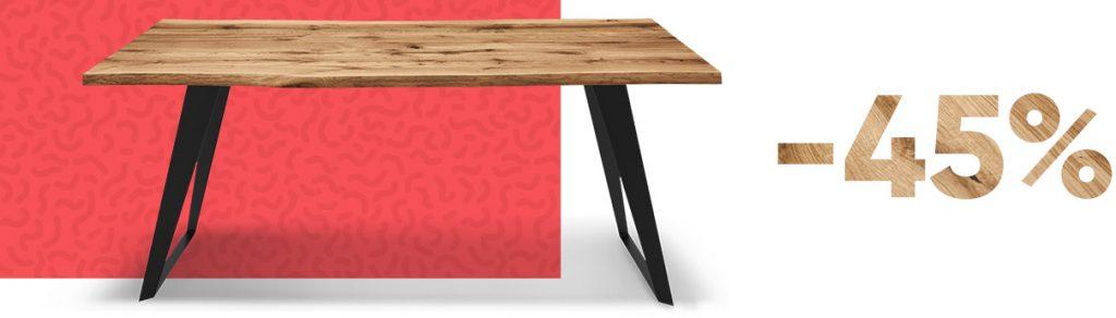 Czy stoły live edge są drogie?