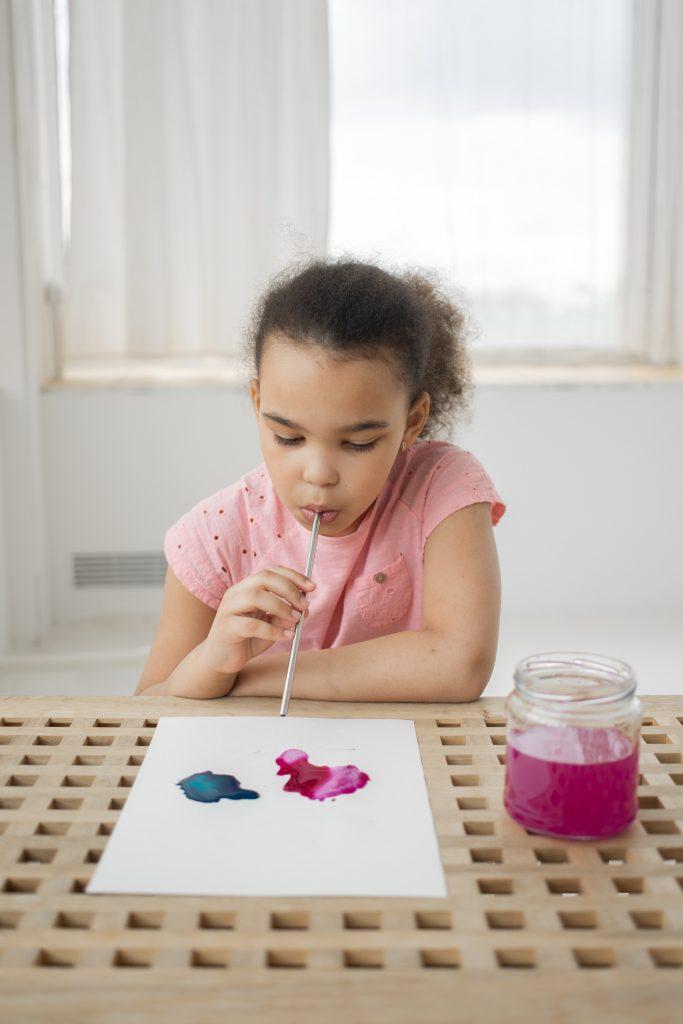 dziecięce dzieła sztuki